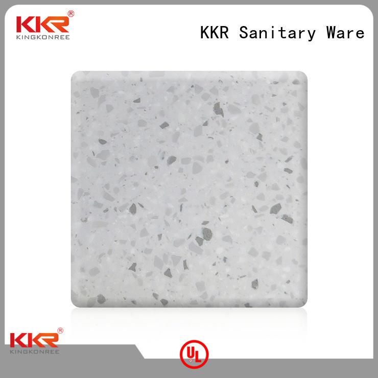 acrylic solid surface sheet 96 sheets KingKonree Brand company