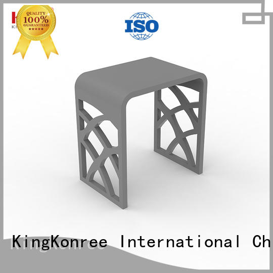 KingKonree bathroom chairs and stools customized for home