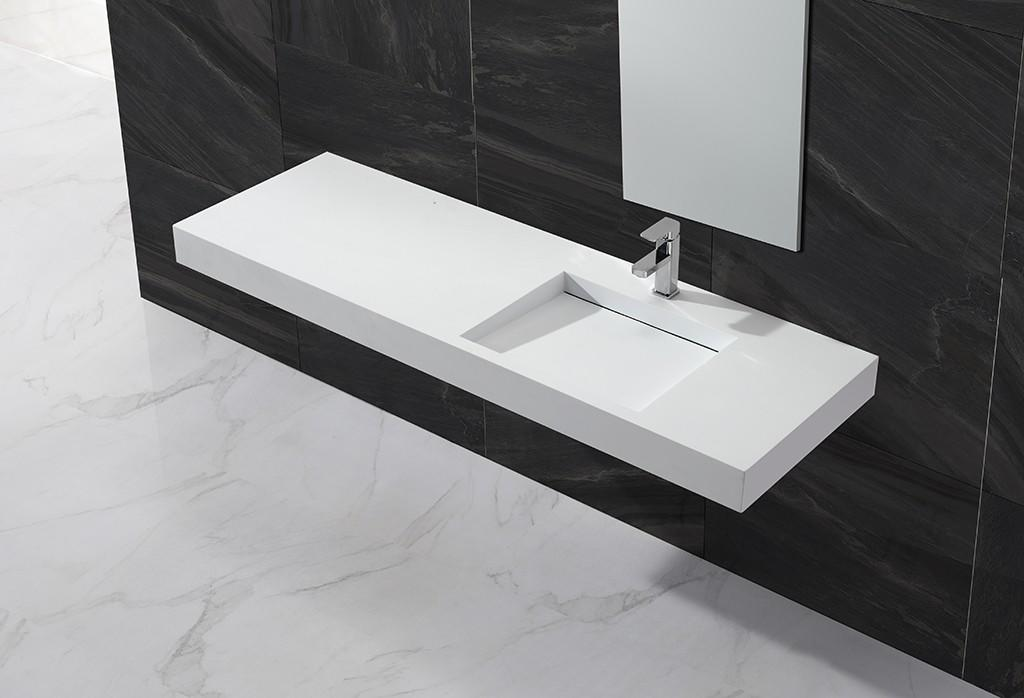 KingKonree mounted wall hung cloakroom basin manufacturer for hotel-1