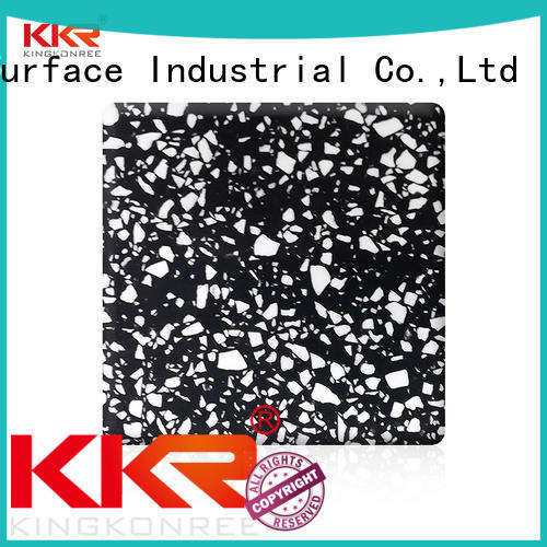 KingKonree dove solid surface sheet suppliers for home