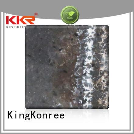 KingKonree Brand surface sheets solid solid surface sheets