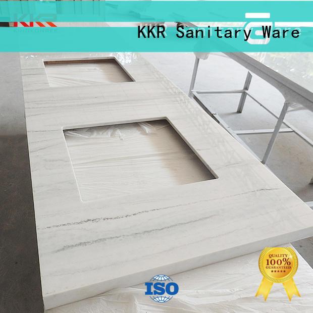 KingKonree durable bathroom tops manufacturer for home