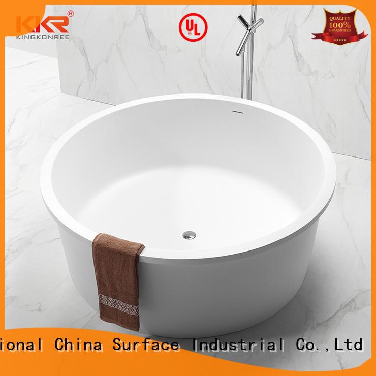 hot-sale large freestanding bath free design for family decoration