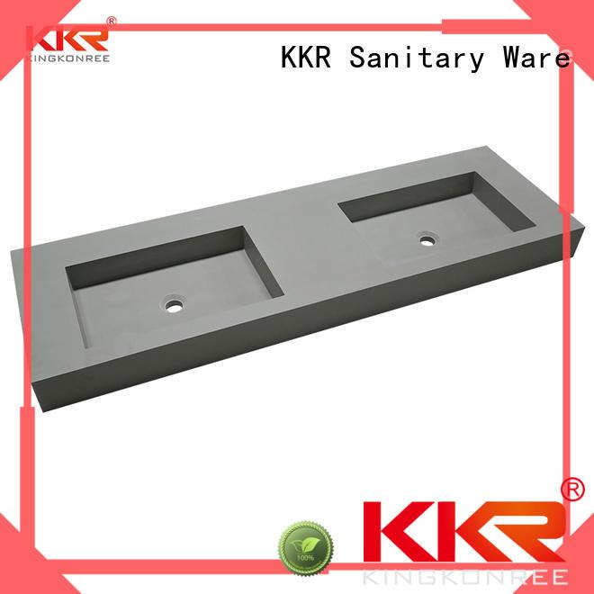 KingKonree stainless steel wash basin sink for home
