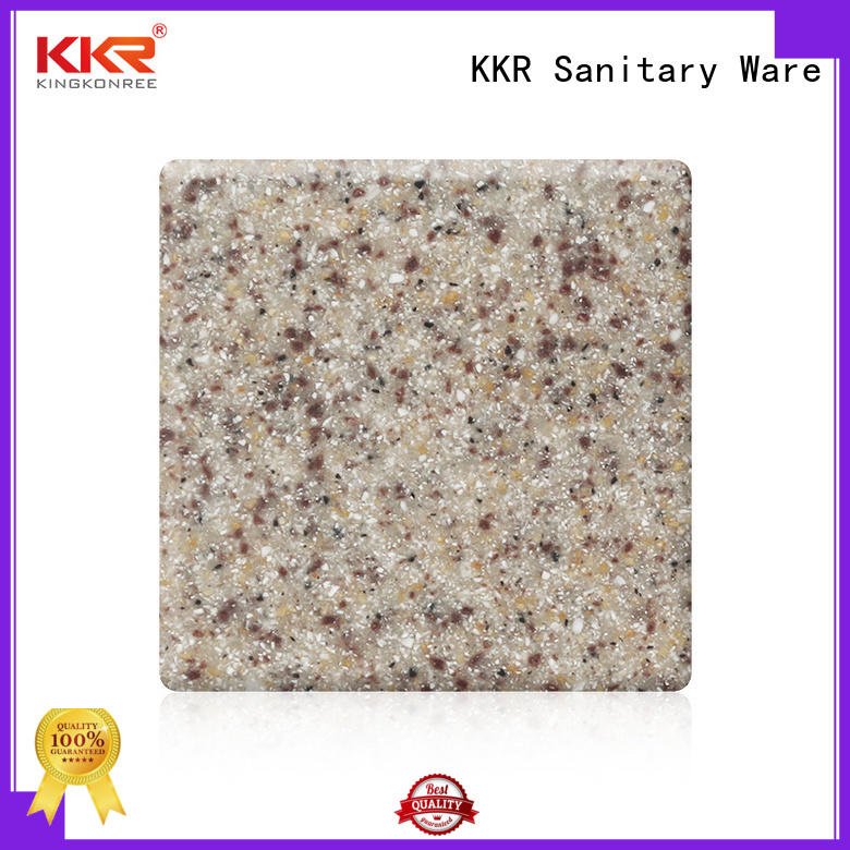 KingKonree soild solid surface countertops prices design for room