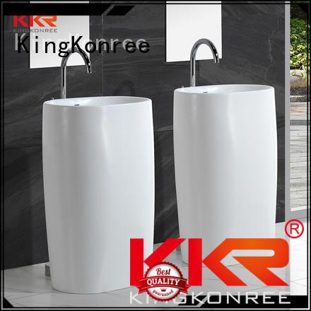 bathroom free standing basins design acyrlic Bulk Buy diamond KingKonree