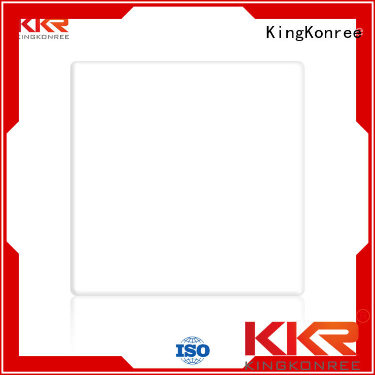 kkr surface OEM modified acrylic solid surface KingKonree