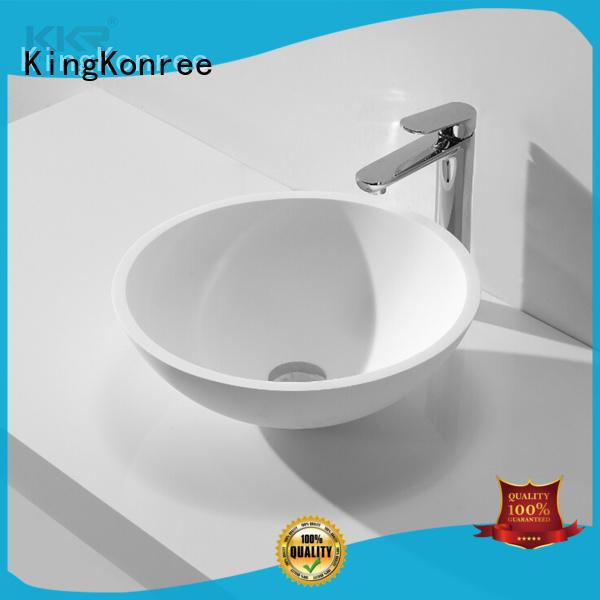 wash top mount bathroom sink design for home