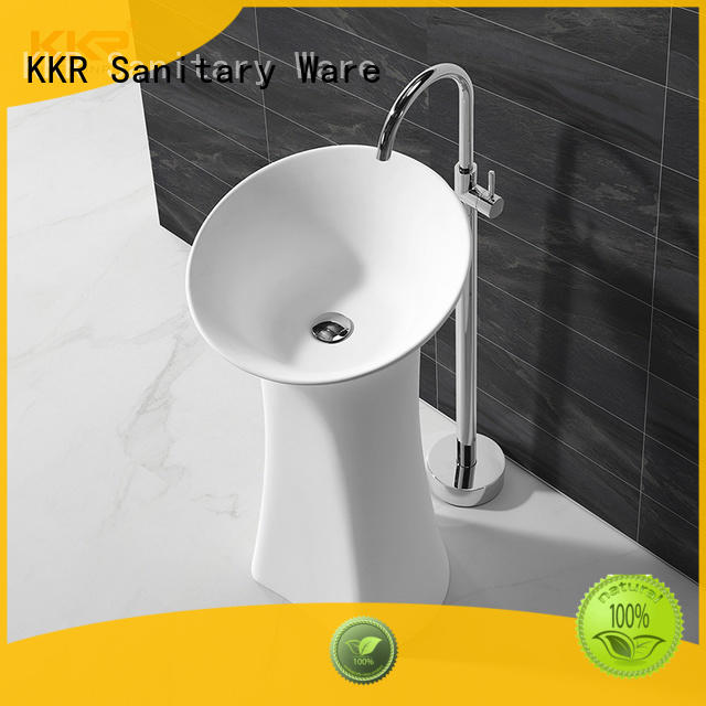 free standing hand basin Italian for hotel KingKonree