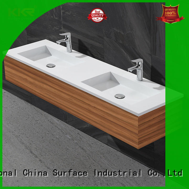 wooden wash basin with cabinet online sinks for motel