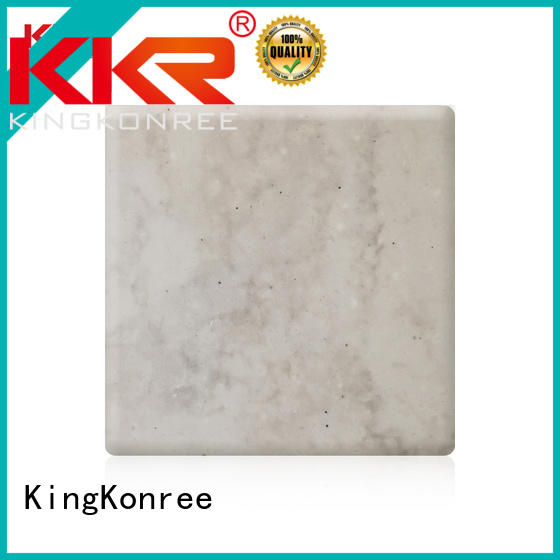 KingKonree Brand sheets pattern solid acrylic sheet kkr