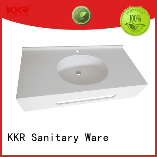 KingKonree soild surface bathroom sanitary ware factory price for toilet