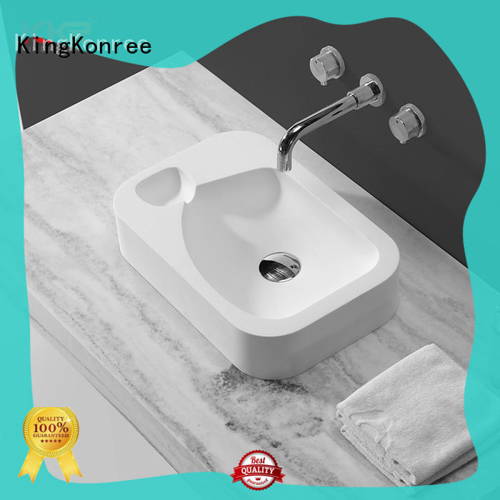 reliable above counter sink bowl at discount for room