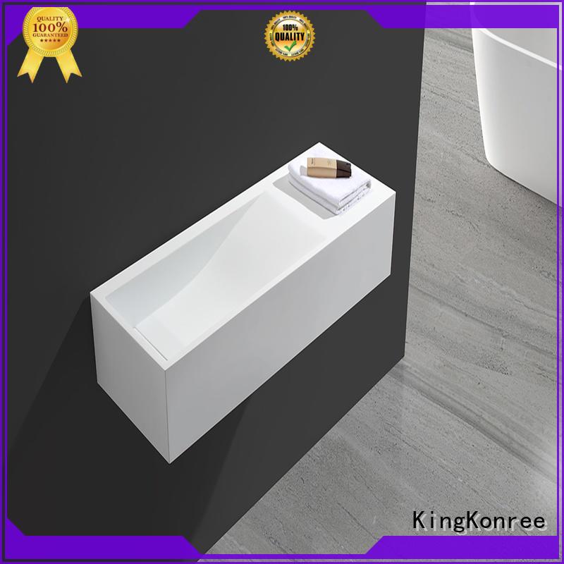 KingKonree washing rectangular wash basin design for home