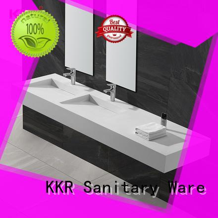 KingKonree classic stylish wash basin sink for hotel