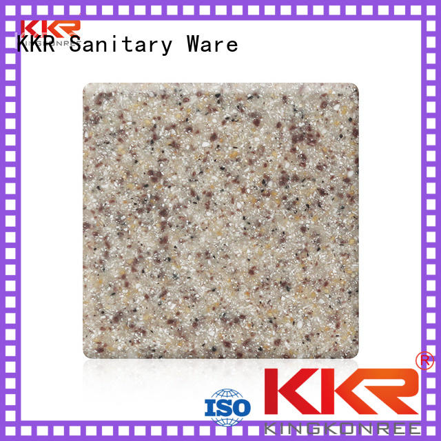 Hot length modified acrylic solid surface kkr surface KingKonree Brand