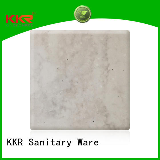 surface solid pattern solid surface sheets marble KingKonree Brand