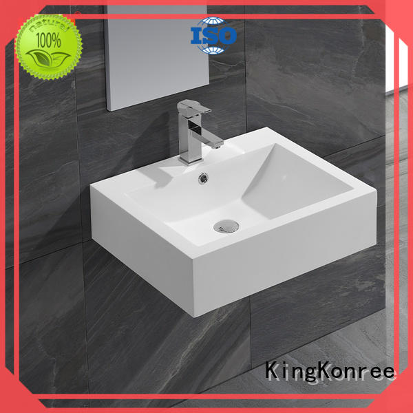 hot-sale solid surface basin highly-rated for bathroom