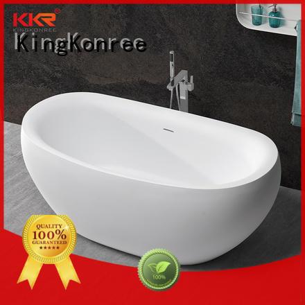 KingKonree rectangle sanitary ware wholesale design for bathroom