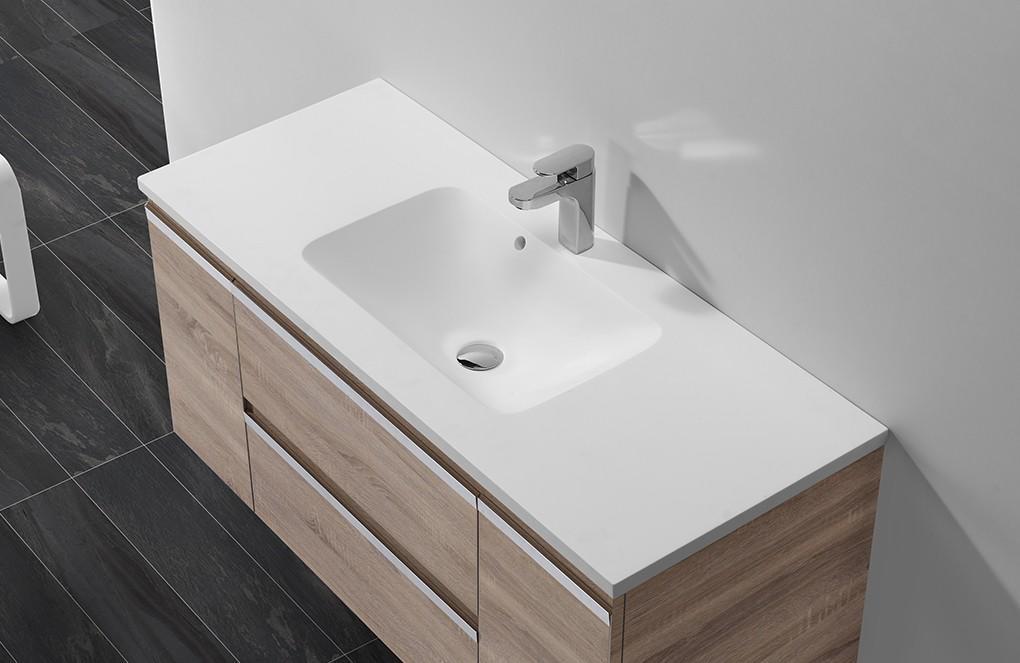 wash basin with cabinet online manufacturer for motel KingKonree-1