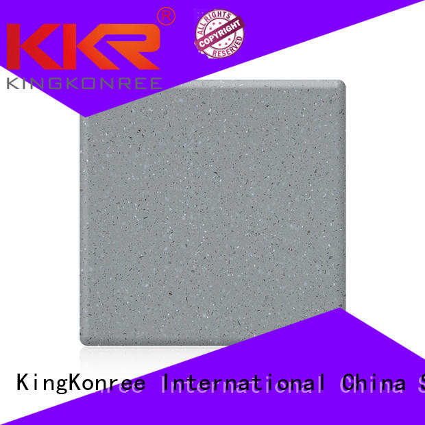 KingKonree Brand sheets surface acrylic solid surface sheet kkr supplier