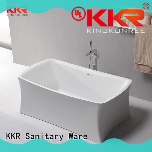 hot selling stone resin freestanding bath indoor at discount