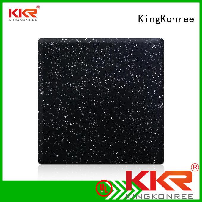 96 Custom sheets kkr modified acrylic solid surface KingKonree acrylic