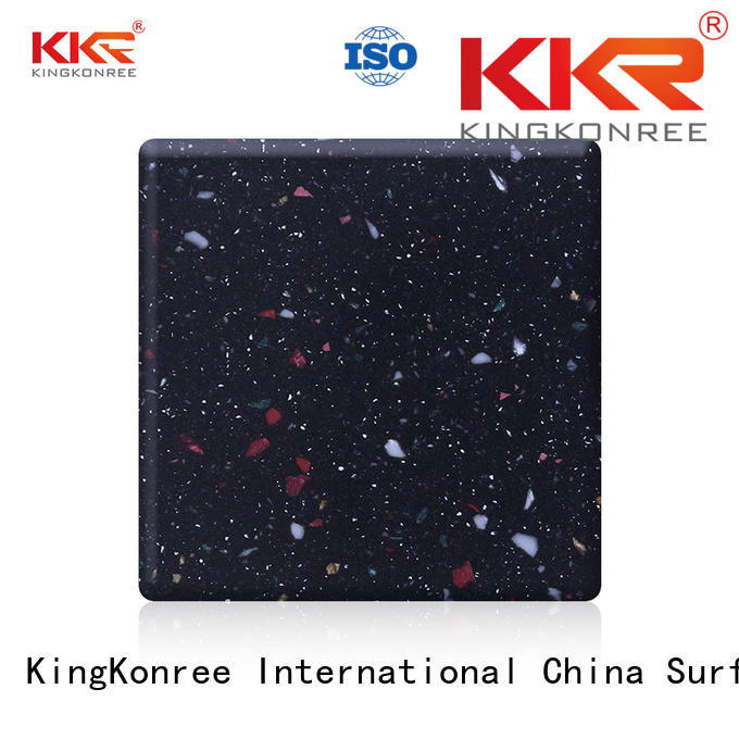 KingKonree Brand acrylic acrylic solid surface sheet 96 supplier