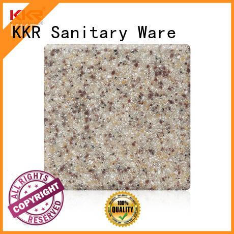 KingKonree soild acrylic solid surface sheet for home