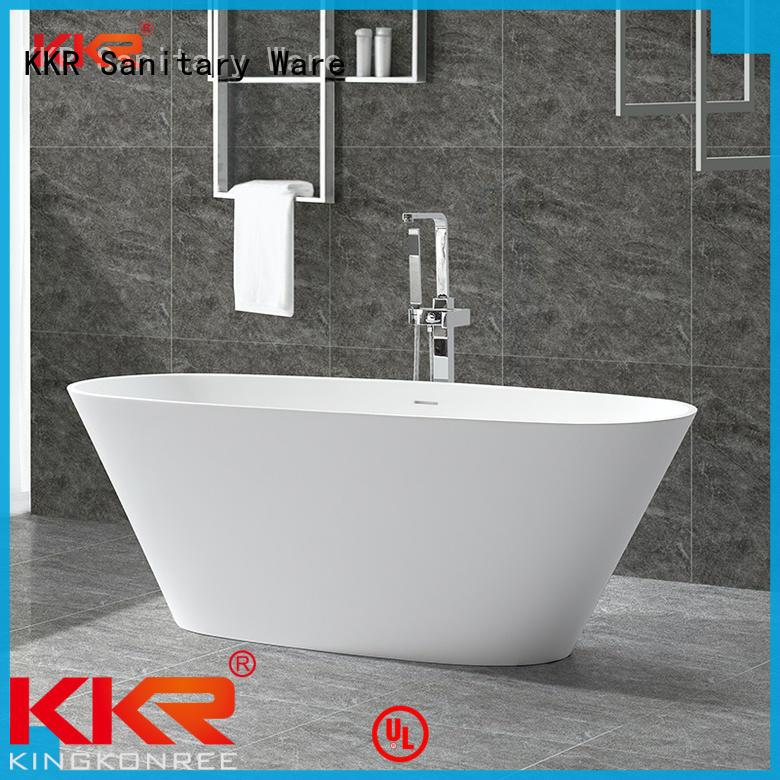 KingKonree stone resin bath ODM