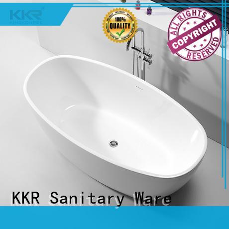 KingKonree finish bathroom freestanding tub at discount for shower room