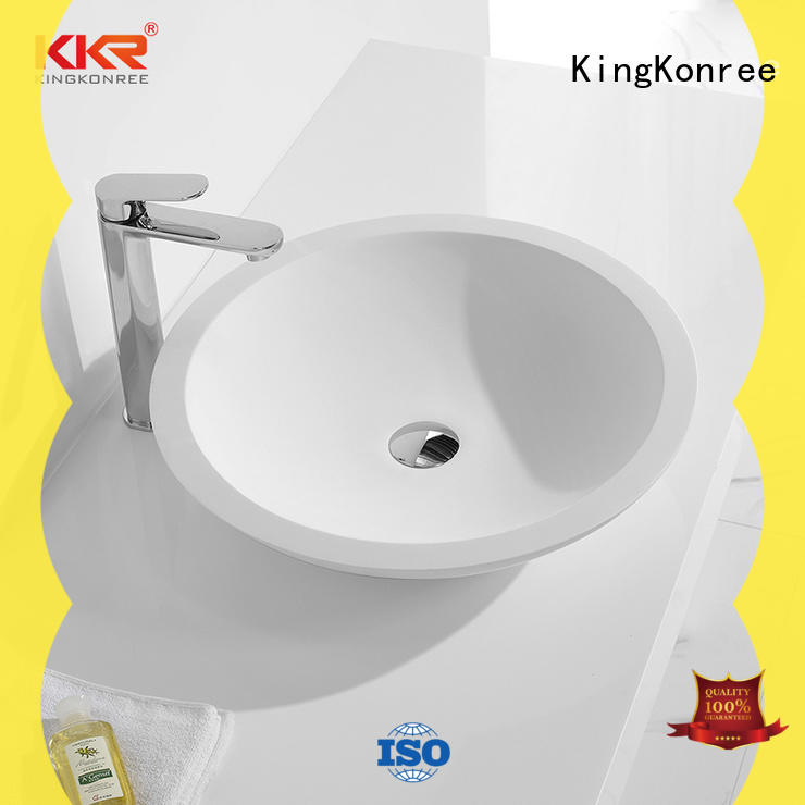 KingKonree small countertop basin at discount for restaurant