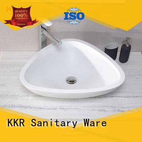 best quality above counter wash basin cheap sample for home