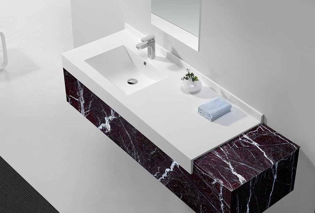 KingKonree marble washroom basin design for motel-1