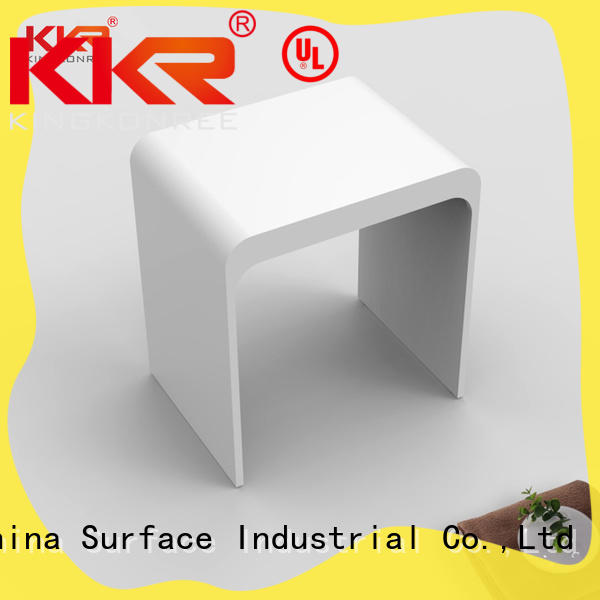 KingKonree pure modern shower stool supplier for restaurant