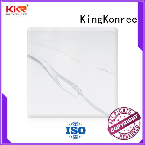 Artificial Marble Texture Pattern Solid Surface Sheet KKR-M8819