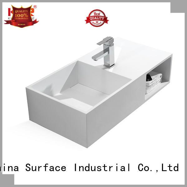 KingKonree wall mounted wash basins manufacturer for home