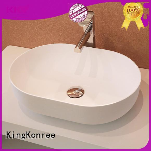 sanitary ware above counter basins basin for hotel KingKonree