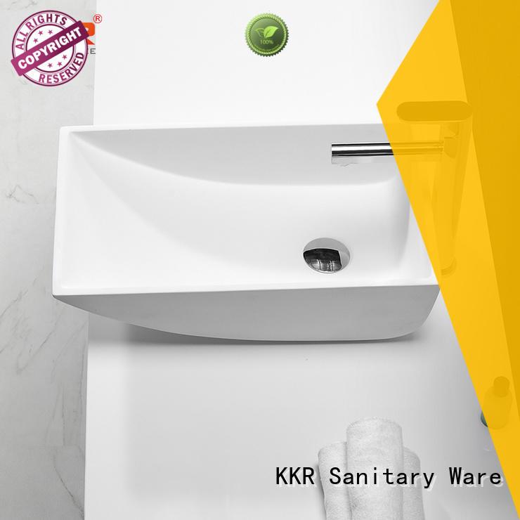 KingKonree durable above counter basins manufacturer for home