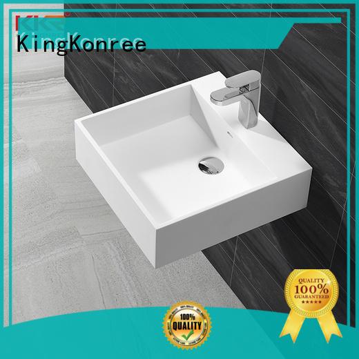 washing rectangular wash basin customized for home