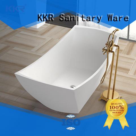 bathroom stand alone tub KingKonree