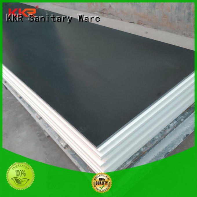 KingKonree durable acrylic solid surface countertops supplier for restaurant