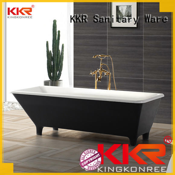 cheap freestanding bath free design for hotel KingKonree