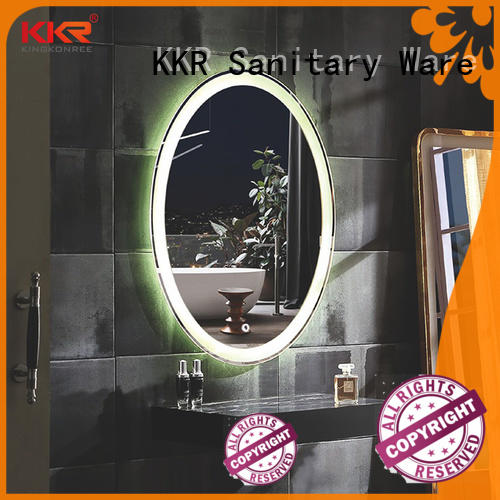 KingKonree hung funky mirrors manufacturer for hotel
