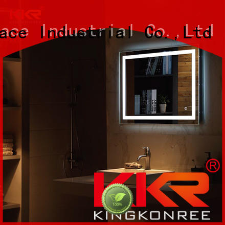 KingKonree corner where to buy bathroom mirrors manufacturer for toilet