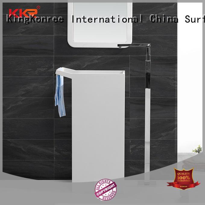 KingKonree rectangle sanitary ware wholesale design for home