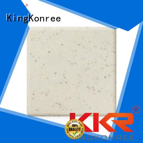 acrylic solid surface sheet 96 length KingKonree Brand company