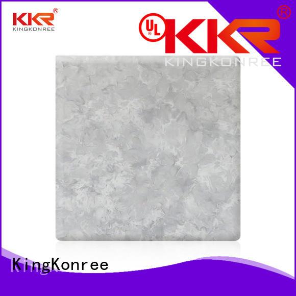 kkr solid acrylic sheet pattern KingKonree company