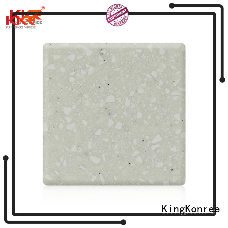 modified acrylic acrylic solid surface sheet kkr sheets KingKonree Brand