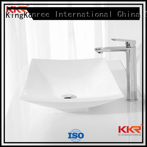 oval above counter basin rectangle wash oval KingKonree Brand above counter basins